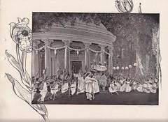 Scene 7 of a 1900 production of Ben Hur (mharrsch) Tags: benhur play presentation lewwallace production novel souvenirbooklet publicdomain 1900 mharrsch
