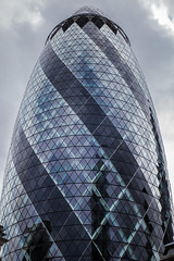 Gherkin - London (AliceWilliamsPhotography) Tags: gherkin london england city sunday canon canon6d 6d photo photography photoshop lightroom