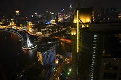 The Bund (Anders Sellin) Tags: bund china hyatt kina shanghai thebund hotel natt night utsikt view