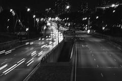 One way traffic  (Tashka87) Tags: lsd lakeshoredrive sonya6000 sony longexposure chicago