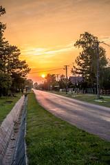 The Indescribable Planet (Jozsef Kovacs) Tags: sunset hungary balaton sun orange orangesky sky supershot