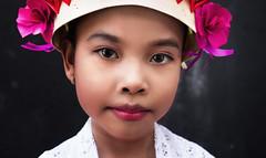 indonesia - bali (mauriziopeddis) Tags: bali indonesia ritratto portrait dancer cerimony semyniak