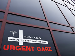 Urgent Care Building (Guy dicarlo) Tags: addiction blue bluebackground capsule care design doctor emblem emergency emergencyservices exam glass graphic health healthcare healthcareandmedicine healthy healthylifestyle help hospital illness medical medicalequipment medicine mine mystock pain pharmacy pill prescription red sign stoc stock urgency vaccination wellbeing wellness