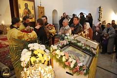 45. Church service in Svyatogorsk / Богослужение в храме г.Святогорска 09.10.2016