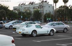 1977 Chevrolet Corvette (Yohai_Rodin) Tags: classic car five club israel tel aviv 5 cars