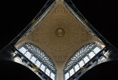 Spade (Saksiri Soonthornpanyawut) Tags: spade antwerp train station indoor texture belgium europe canon 60d building