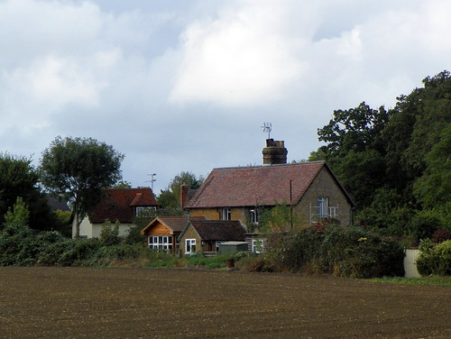 GOC Sawbridgeworth 002: Houses in High Wych