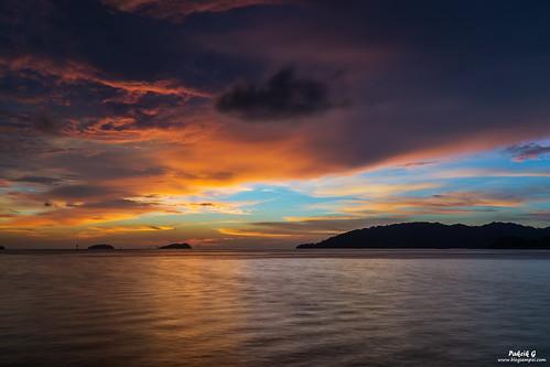 Kota Kinabalu Sunset iii
