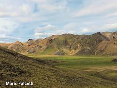 Iceland: Landmannalaugar (mariofalcetti) Tags: landmannalaugar iceland islanda landscape mountains