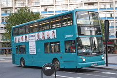 Arriva London Driver Trainer DLA45 S245JUA (Will Swain) Tags: elephant castle 22nd september 2016 greater london capital city south east bus buses transport travel uk britain vehicle vehicles county country england english arriva driver trainer dla45 s245jua