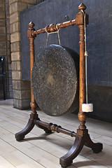 Dinner time 1/3 (Sir Cam) Tags: cambridge cambridgeuniversity darwincollege dininghall dinner gong drum camdiary sircam
