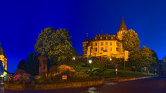 Genoveva (andreas.bluetner) Tags: world vulkaneifel urban twilight tree traveldestination tourism travelandtourism theater terrific superb street splendid rhinelandpalatinate relegion publicity promotion park palace outdoor old naturallight museum moseltal mosel monument middleages mayen marvelous market longexposure lightandshadow light knightscastle holiday history germany fun garden flora flower fantastic eifel destination culture colours color cochem cityscape castle bluehour blue belief beauty beautiful attraction architecture genovevaburg illerich rheinlandpfalz deutschland