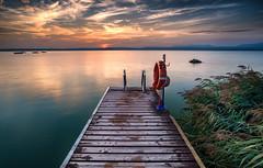 Lago di Garda (Croosterpix) Tags: sunset sky lake nikond610 nikkor 1835g travel italy