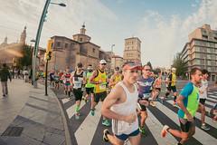 2016-09-25 08.34.35 (Atrapa tu foto) Tags: 8mm espaa europa europe maratondezaragoza saragossa spain xmaratnciudaddezaragoza zaragoza ateltismo atletics carrera corredores deporte fisheye marathon maraton maratn ojodepez runners running sport aragon es