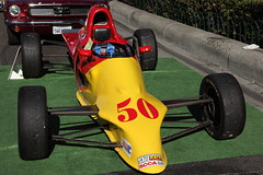 formula ford (1600 Squirrels) Tags: 1600squirrels photo 5dii lenstagged canon24105f4 classic car automobile show downtownalamedaclassiccarshow parkstreet alameda alamedacounty eastbay sfbayarea nocal california usa formula ford racecar