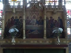 Reredos, Branston (Aidan McRae Thomson) Tags: branston church leicestershire reredos