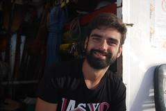 Smile (bukovo) Tags: dignityi marinero sailor barco boat msf