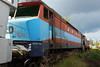 another grumpy at Ceska Trebova (Karel1999 Over a Million views ,many thanks) Tags: vlak zug locomotives trains diesels ceska trebova