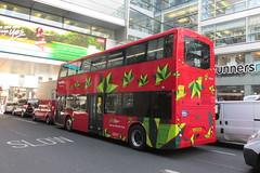 BYD1471, Holborn, London, 20/09/16 (aecregent) Tags: londonbuses2016 holborn london 200916 metroline comfortdelgro byd k8sr mcv evoseti byd1471 lj16ezm 98 rear
