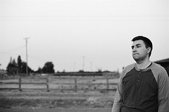 (Benz Doctolero) Tags: rural bts bw black white monochrome kodak trix 400 california set movie canon t50 50mm road portrait