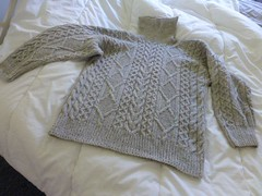 Aran turtleneck sweater (Mytwist) Tags: uddebo butti wool turtleneck style fetish love rollneck vouge