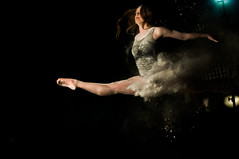 Dancers with Flour  October 2016-9411 (houstonryan) Tags: dancers with flour 2016 october cold dance company utah county coop cooperative photograph photography photographer print art artist moves moving throwing throw ryan houston houstonryan photo pretty movement challenging shots nikon d300s 50mm f14
