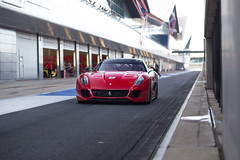 sticking to the Ferrari theme (Will Foster Photo) Tags: ferrari 599xx 599 xx car cars supercars hypercars loud engine fast silverstone circuit race automotive photo photography will foster joseph instagram canon 6d