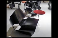 cowrie chair 01 2013 made in ratio ( xpo biennale kortijk 2016) (Klaas5) Tags: interiordesign belgie belgium belgique interieurbiennale2016 interior interieur tradefair expo kortrijk architecture architectuur architektur architektuur architettura vormgeving installation installatie industrialdesign industrieelontwerp meubel furniture chair stoel