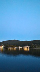 Photowalk Titisee - Hinterzarten, Black Forest, Baden, Germany (Loeffle) Tags: 102016 deutschland allemagne germany baden blackforest schwarzwald foretnoire titisee hinterzarten hdr abendstimmung sunset twilight clear day lake lac see
