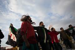 J1003785 (josefcramer.com) Tags: europe europa berlin germany syria aleppo ukraine donezk war civil proxy russia putin protest urban street people leica m9 m240 24mm 90mm elmarit summarit asph josef cramer colour crimea krim summit france normandie demo