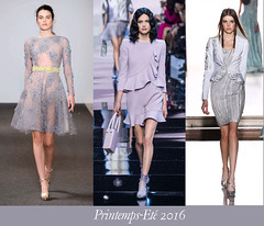 tendances-lilac-grey-PE-201 (creationsrc) Tags: dfil podium mode fashion femme woman dress robe printemps t spring summer 2016 lilac grey gris lilas