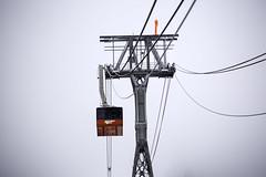 Tram 16 (SNOW OPERADORA) Tags: lifts tram winter winter201415