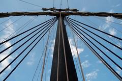 All those ropes !!!   MAR_5632 (John W East AU58) Tags: pinta replica columbusship