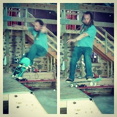 "working on my frontside grinds • <a style=""font-size:0.8em;"" href=""http://www.flickr.com/photos/99295536@N00/8697645446/"" target=""_blank"">View on Flickr</a>"