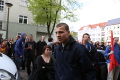 1.Mai 2013 Schneweide Antifa Aktion IMG_8806 (Thomas Rassloff) Tags: copyright berlin demo fotograf photographer thomas nazi protest picture pyramide rossi gegen aktion antifa sitzblockade schneweide 2013 rassloff
