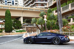 600. (Alex Penfold) Tags: blue cars car top monaco carlo monte carbon marques supercar noble supercars fibre m600