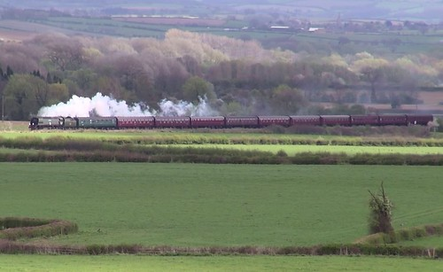 34067 hauling the Welsh borders