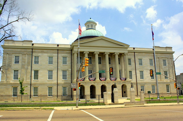 Old Mississippi State Capitol - Jackson, MS