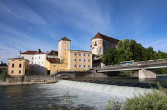 Daily View - Steyr - Austria (Been Around) Tags: morning bridge panorama castle water canon river eos austria sterreich spring wasser europa europe may eu bluesky mai brcke schloss sr morgen obersterreich wasserturm autriche austrian frhling aut steyr o upperaustria dailyview schlosslamberg steyrdorf 2013 a onlyyourbestshots hauteautriche concordians thisphotorocks zwischenbrcken ennsriver ortskai expressyourselfaward diesteyr dieenns castlelamberg lambergcastle eos600d canoneos600d