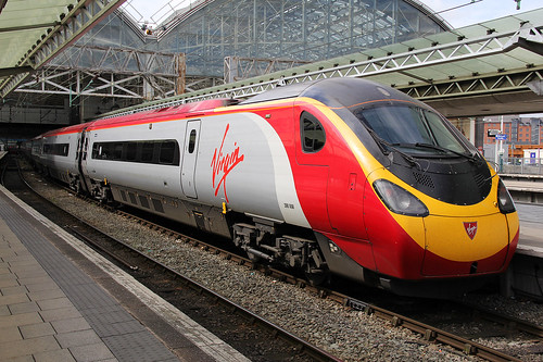 390008 Virgin Trains Pendolino