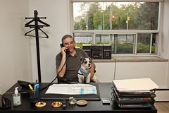 Steve + Tucker the Jack Tzu (Toronto, ON) (ardenstreet) Tags: dog pet toronto ontario canada dogs animal shihtzu terrier scarborough jackrussellterrier bestfriends connietsang jacktzu connietsangphotography
