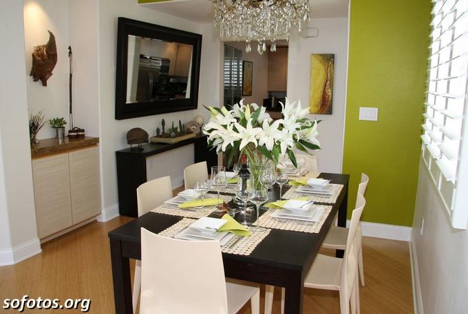 Salas de jantar decoradas (119)