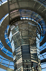 Reichstag Mirrors III (Paul 'Tuna' Turner) Tags: city travel vacation holiday berlin history architecture germany deutschland europe eu parliament historic reichstag german dome government historical bundestag mitte tiergarten europeanunion houseofparliament deutsch sirnormanfoster historicbuilding capitalcity neoclassicalarchitecture paulwallot germangovernment neobaroquearchitecture