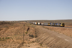 5PS6 (ZManMatt) Tags: australia outback ge southaustralia pacificnational nr92 goninan nrclass cv409i 5ps6