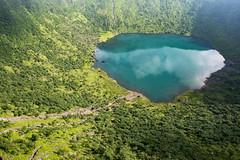 Emerald (RenField - Toel-ul Laputa) Tags: nikon d800e nikkor 35mm nature green forest mountain pond rake japan kyusyu jpn kagoshima miyazaki kirishima