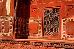 Taj Mahal 224 (David OMalley) Tags: world india heritage river site tomb taj mahal agra unesco mausoleum shah pradesh uttar jahan mughal mumtaz yamuna