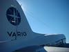 Varig (Gijlmar) Tags: airport airplane varig dc3 avião azul blue bleu blau céu sky brasil brazil brasilien brésil brasile brazilië portoalegre портуалегри riograndedosul américadosul américadelsur southamerica amériquedusud