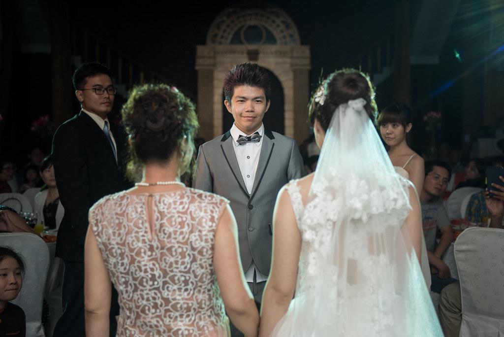 中僑花園飯店婚禮記錄雅琇與紋瑞-95