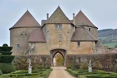 DSC_0159 (FyP-55) Tags: chateau castle medieval berzélechâtel porte gate france