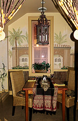 The Casa Blanca Room (Daxcat) Tags: private dining room port hope carlyle inn bank vault